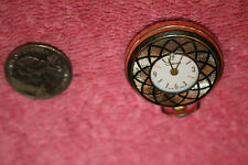 Vintage Criterion Swiss Made A Small Ladies Pendent Watch Runs