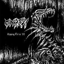 Monastery - Ripping Terror, 1991 (Hol), Digipack CD