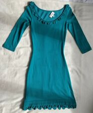 TEMPERLEY Knit Cashmere Blend Dress. Size Small. LOW PRICE.