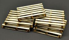 DioDump DD156 Wooden pallets 6 pieces - 1:35 scale laser cut diorama accessories