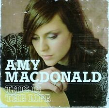 AMY MACDONALD : THIS IS THE LIFE / CD - NEU
