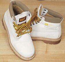 Genuine Caterpillar Boots Work Equipment Women, Size 5, Light Sand, Ankle