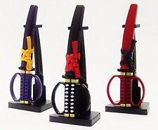 Nikken cutlery SekiDen Japanese sword scissors hanging stand SW-28 B Black japan