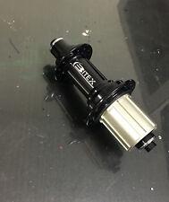 Bicycle Road Rear Hub, 227g, 28 Holes, Black OLD:130mm Bitex