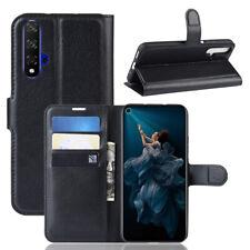 Huawei Nova 5T Handy Tasche Flip Cover Wallet Case Schutz Hülle Etui Schale Neu