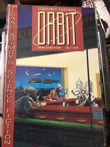 Orbit #2 - Isaac Asimov Graphic Science Fiction - 1990