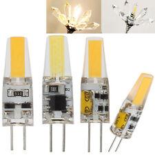 G4 LED 6w 220v Luz COB filamento Cápsula Mazorca Bombilla CA cc 12v