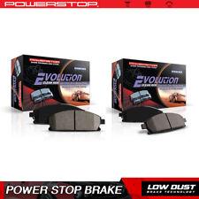 Power Stop Front Z23-1349 Z23 Evolution Sport Brake Pads