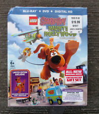 LEGO SCOOBY: HAUNTED HOLLYW...-LEGO SCOOBY: HAUNTED HOLLYWOOD (2PC)  Blu-Ray NEW