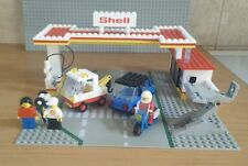 LEGO Classic Town 6371 Service Station / Shell Gas Station
