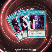 SWORD OF DEEP-SEATED x3   Common   SS01-ENC14 Duelists of Tomorrow YuGiOh