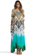 Beach Summer Kaftan caftan abaya gown maxi dress dubai Muslim Cocktail Jilbab