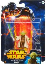 Star Wars Revenge of the Sith Saga Legends Yoda Action Figure