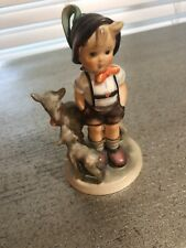 New ListingVintage Hummel Goebel'Little Goat Herder' Figurine # 200/I W Germany