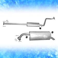 Hyundai Getz (TB) 1.1 1.4 49 / 71 KW 67/97 PS 2005-2009 Auspuff Abgasanlage 0845