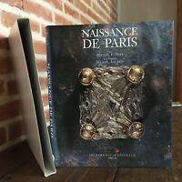 Nacimiento De París Michel Floreado Herve Amiard Elija Nacional 1997 Caja
