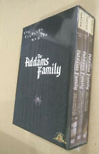 The Addams Family Complete Series (DVD, 2007 ) Fast shipping First Class Mail