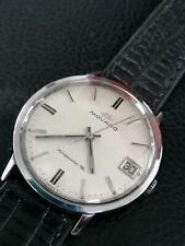 Vintage Movado Kingmatic's Cal. 388 Automatic wristwatch- men's -1960's