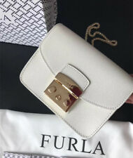 3d15d4e6ffdb Кожаные сумки и сумочки Furla мини для женский | eBay
