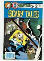 Scary Tales #41 Canadian Newsstand Price Variant Charlton Comics 1983 Rare