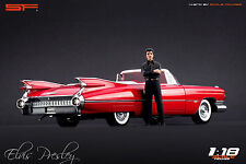 1/18 Elvis Presley figure VERY RARE !!! for 1:18 Autoart Exoto CMC Cadillac