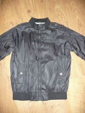 JUNIOR BOYS NEXT BLACK JACKET AGE 14 - Great Condition Fast Dispatch!!