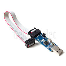 3.3V 5V USB ISP USBASP Programmer Cable for Atmel AVR ATMega 51 ATTiny