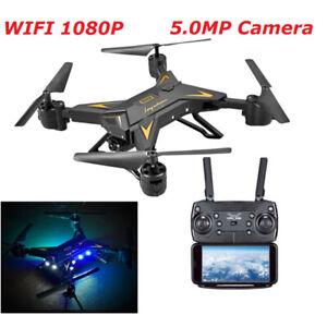 Drone avec Caméra 1080P WiFi FPV Télécommande WiFi  avec Contrôle Gestuel