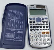 Casio Fx-115Es Plus Scientific Calculator with cover