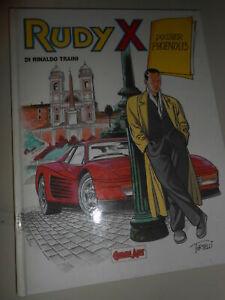 LIBRO:fumetto RUDY X - DOSSIER PHOENIX-13- COMIC ART - RINALDO TRAINI