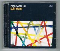 ♫ - NGUYÊN LÊ - SAIYUKI - CD 10 TITRES - 2009 - TRÈS BON ÉTAT - ♫