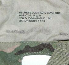 C  NEW ACH helmet cover - OCP Pattern - RARE Test model for ENVG use
