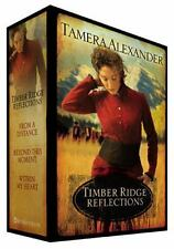 Timber Ridge Reflections.  3 Book Set Christian by Tamera Alexander.  Free Ship