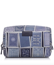 Paul Smith Blue Playing Cards Washrag Wash Bag  /BNWT/UK Seller/RRP:£179