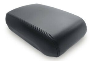 Fits 93-98 Jeep Grand Cherokee Vinyl Center Console Armrest Cover Black