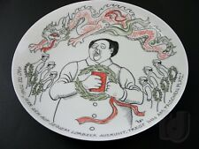 Porzellan ROSENTHAL Mao Tse Tung Ernst Maria Lang 1.659/5.000 ~ 1965 ...