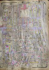 ORIGINAL 1946 E. BELCHER HYDE ATLAS MAP DOUGLASTON QUEENS NEW YORK