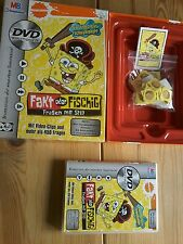 MB Spiel Spongebob FAKT ODER FISCHIG DVD Brettspiel mit OVP Sponge Bob