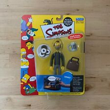 Lenny World Of Springfield Playmates Interactive Figure The Simpsons Series 4