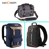 K&F Concept Camera Backpack Bag DSLR Photography Case for Nikon Canon Sony DSLR