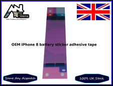 """OEM iPhone 8 4.7"""" battery sticker adhesive seal housing glue high quality"""