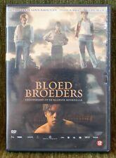BLOED BROEDERS // MATTHIJS VAN DE SANDE - PIERRE BOKMA - !!! DVD !!!