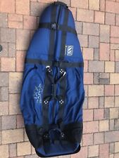 Club Glove Xxl travel bag w wheels and shoe covers