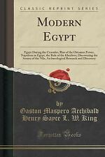Modern Egypt: Egypt During the Crusades, Rise of the Ottoman Power, Napoleon in