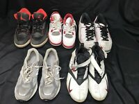 Sneakers Beater box contains 5 pairs Including Nike New Balance  Jordan