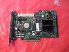 Dell E2K-UCS-51 GU186 PERC 5/i SATA SAS PCI-e RAID Controller Card