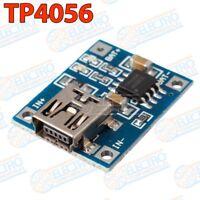 TP4056 - Modulo carga baterias litio 1A 1000mA 4,2v mini USB - Arduino Electroni