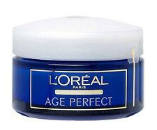 Creme-Nachtpflege-Produkte für reife Haut Gesichts