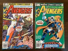 Avengers 195 & 196- First appearances of Taskmaster