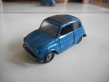 Mebetoys Fiat Nuova 500 in Blue on 1:43